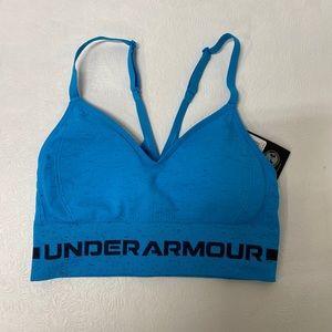 Under Armour Seamless Low-Impact Sport Bra